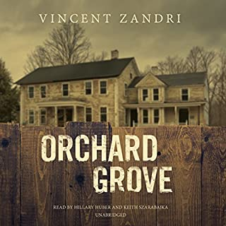 Orchard Grove cover art