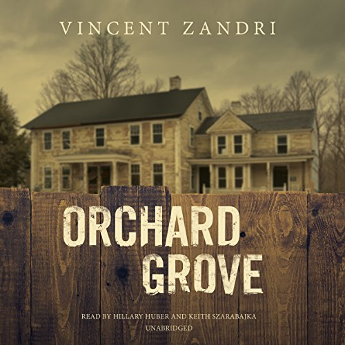 Orchard Grove audiobook cover art