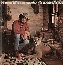 hank williams jr. strong stuff songs