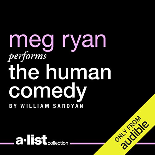 The Human Comedy audiobook cover art