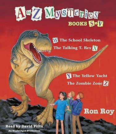 A to Z Mysteries: Books S-V by Ron Roy (2013-02-12)