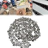 Lekind 76 enlaces de repuesto Sierra Molino de la cadena de rasgado, cadena de sierra de motosierra de 20 pulgadas para Timberpro 62CC