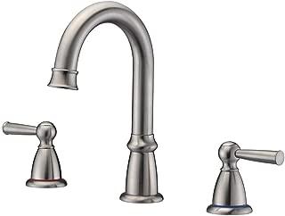 bathroom basin faucets