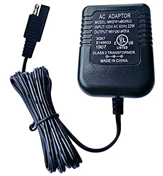 UpBright 12V AC/DC Adapter Compatible with Deltran Battery Tender & Jr Junior Maintainer 021-0123 0210123 fit Motorcycle ATVs and More Smart 12 Volt 750mA Power Supply Cord Battery Charger Mains PS