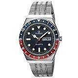 タイメックス 腕時計 TIMEX Q TW2T80700 メンズ シルバー