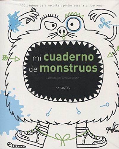 Mi cuaderno de monstruos