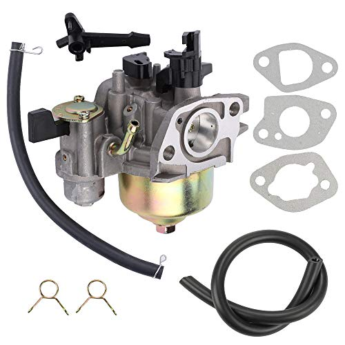 Buckbock Carburetor for Ruixing 5.5HP 6.5HP 168F Water Pump Pressure Washer - Huayi Carburetor for Honda GX160 5.5 HP GX200 6.5 HP Engine WP30X Water Pump Pressure Washer