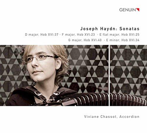Haydn: Klaviersonaten bearbeitet für Akkordeon