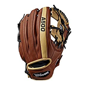 "Wilson A500 11"" Baseball Glove - Right Hand Throw"