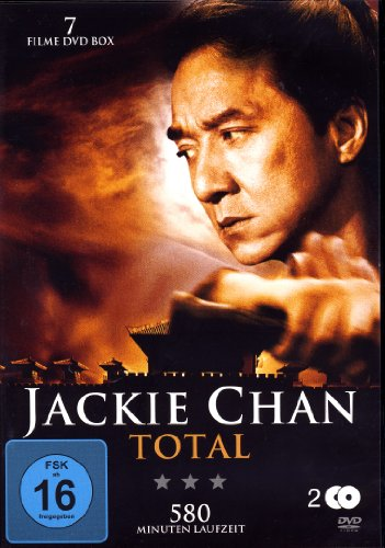 Jackie Chan Total (7 Filme Box ) (2 DVDs)