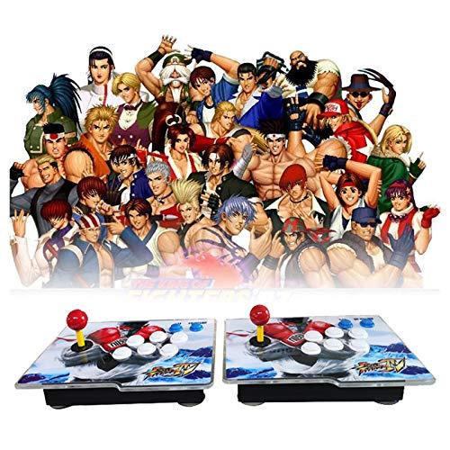 TANCEQI 8000 Juegos Clásicos Retro Consola Maquina Arcade Video 2 Jugadores Pandora's Box 18S 1280X720 Full HD VGA/HDMI/USB