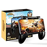 BESTZY PUBG Mobile Game Controller [4 in 1] - Mando Joystick Movil...