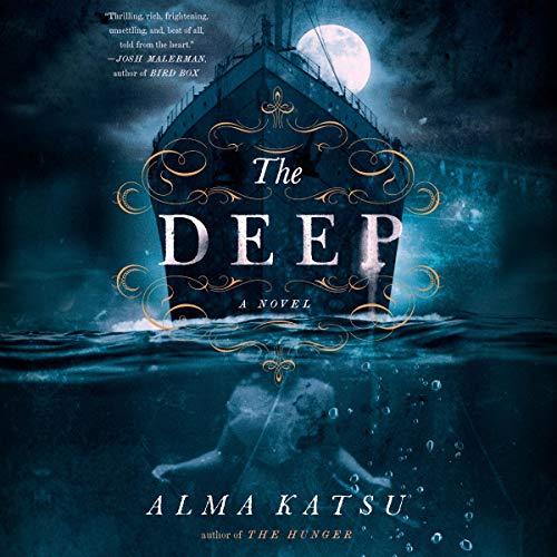 The Deep audiobook cover art