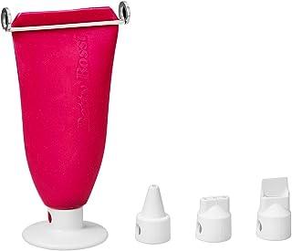 Betty Bossi 2078121 Le Pro du Chocolat en Rouge, Plastique