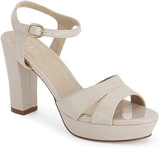 Ceriz Women's Reagan Classy Beige Sandals