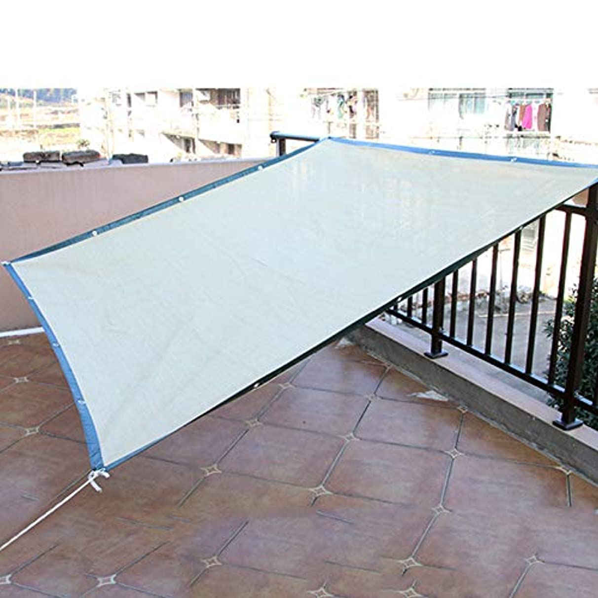 HEEGNPD New Garden Shade Sails Lawn Sun Protection Net Cloth Cover Canopy Garden Patio Pool Shade Sail Awning Picnic Tent Camping Home