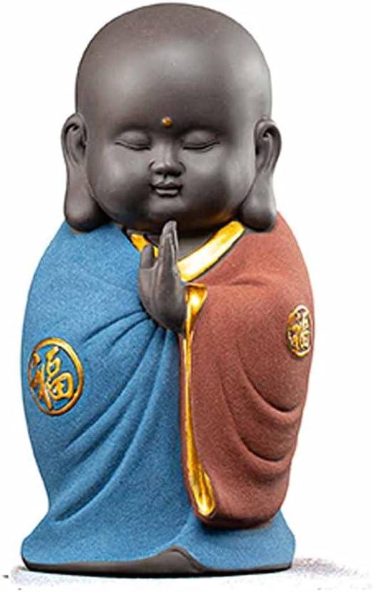 Max 87% OFF KLHHG Accessories Decorative Buddhas Regular discount Porcelain Monk Figu Figures