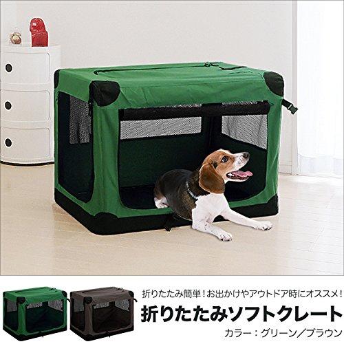 リツコottostyle.jp『折りたたみソフトクレート』