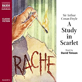 A Study in Scarlet cover art