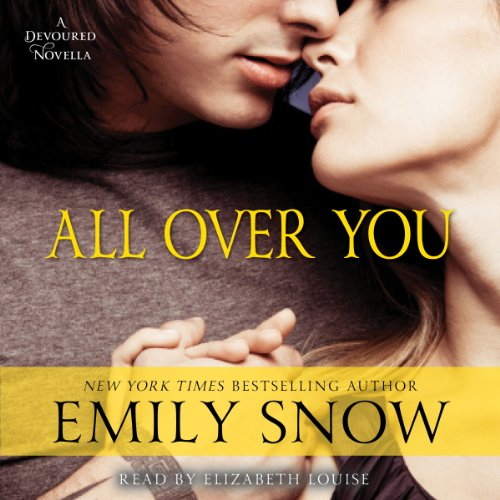 All Over You audiobook cover art