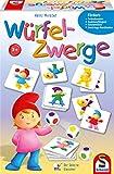 Schmidt Spiele 40596 Würfelzwerge, Lernspiel, bunt