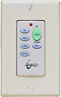 Wireless Wall Control Switch in White