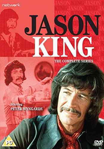 Jason King: The Complete Series [8 DVDs] [UK Import]