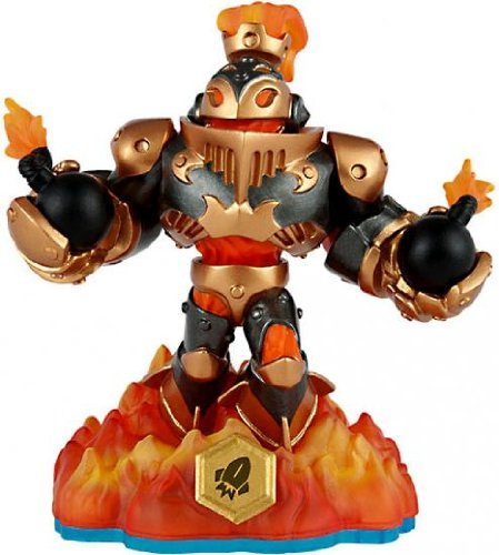 Skylanders SWAP FORCE LOOSE SWAPPABLE Figure Blast Zone (From Regular Edition Starter)