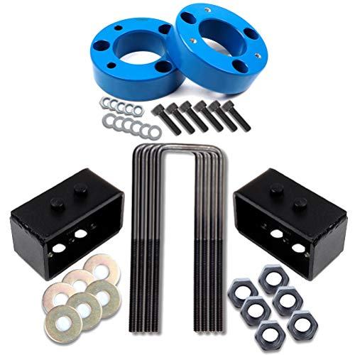 ECCPP Leveling Lift Kit 2.5' Front Leveling Lift Kit + 2' Rear Leveling Lift kit fits for Ford F150 F-150 04-18