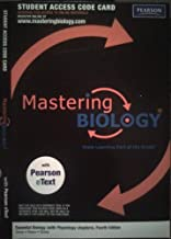 MasteringBiology with eBook Access Kit for Essential Biology (with Physiology chapters) Fourth Edition (4th Edition) unknown Edition by Campbell [2009]