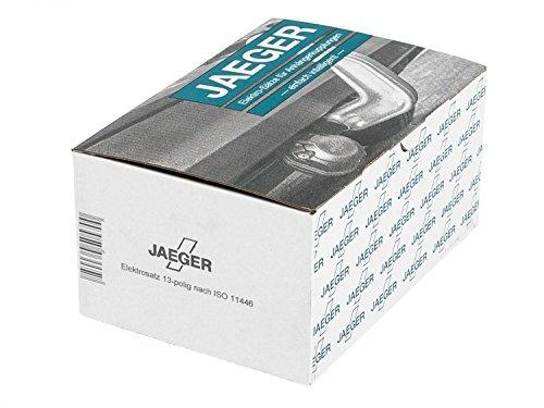 Jaeger - Juego de cables para enganche de remolque para Opel Grand X Peugeot 3008 SUV 5008 II
