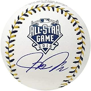Blue Jays Josh Donaldson Autographed Signed Autograph 2016 All Star Game Baseball Sports Memorabilia JSA Auth