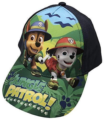 Unbekannt Hunde Patrouille Cap Basecap Mütze Kinder Kappe Schirmmütze (52, blau)