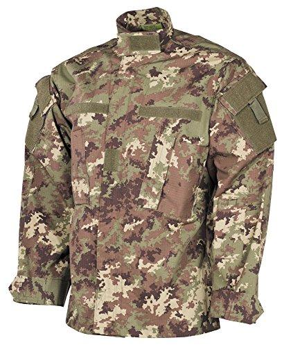 US Army BDU Feldjacke Ripstop vegetato S-XXXL L,vegetato