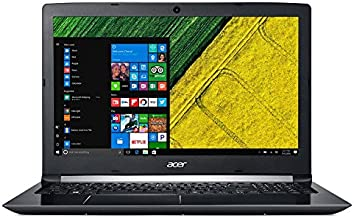 "Notebook Acer Aspire 5, A515-51-55QD, Intel core i5 7200U, 4GB RAM, HD 1TB, tela 15,6"", Windows 10"