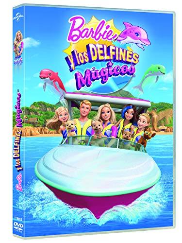 Barbie Y Los Delfines Mágicos DVD