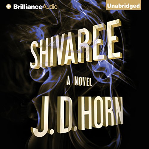 Shivaree audiobook cover art