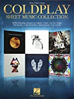 Coldplay Sheet Music Collection: Piano-vocal-guitar