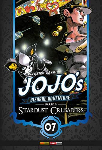 Jojo's Bizarre Adventure – Parte 3 – Stardust Crusaders Vol. 7