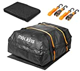 mockins Waterproof Cargo Roof Bag Set With Protective Car...
