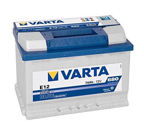 Varta E12 Coche Bateria