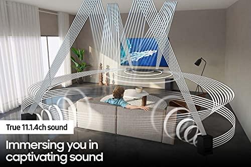 SAMSUNG 3.1.2ch Q800A Q Series Soundbar – Dolby Atmos/DTS: X with Alexa Built-in (HW-Q800A, 2021 Model)