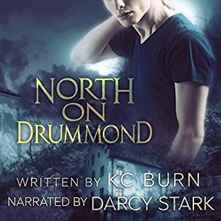 North on Drummond audiobook cover art