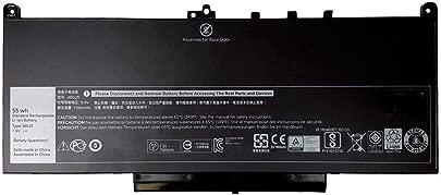 XITAI 7 6V 55Wh J60J5 MC34Y 0MC34Y 242WD Ersatz Laptop Akku f r Dell Latitude E7270 E7470 MEHRWEG
