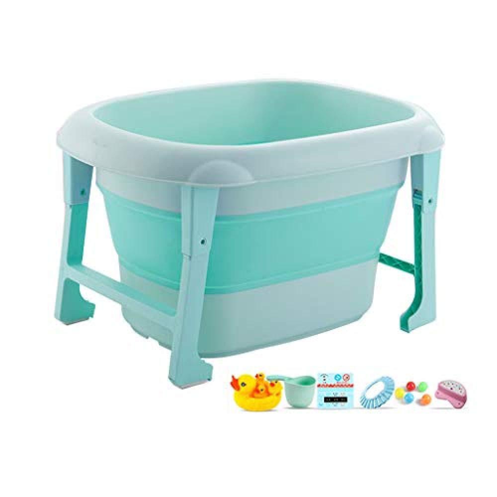 die in Waschbecken Baby Badekissen Badewanne oder Plastikbadenden Baden F/ür S/äuglinge um ihre Neugeborene Haut f/ür S/äuglinge von 0 bis 3 Jahren abzufedern