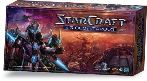 Giochi Uniti Starcraft–Brettspiel (in Italienischer Sprache) [Import Italien]