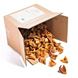 2.5 lb FDA & USDA Certified Pig Ear Slices for Dog