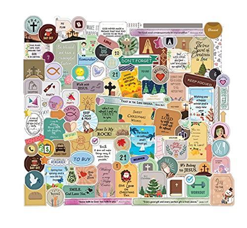 Mr. Pen 31 Sheet Christian Journaling Stickers