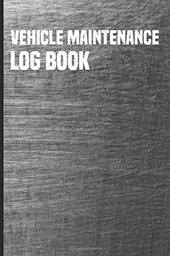 Auto Vehicle Maintenance Log Book: Maintenance & Service Record Book with Monthly 15 Point Vehicle Checklist - Glove Box Size - Cars - 4x4 - Van - Truck