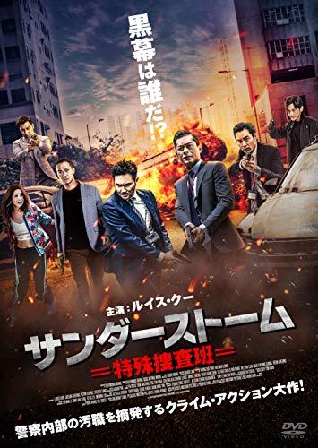 サンダーストーム 特殊捜査班 [DVD]
